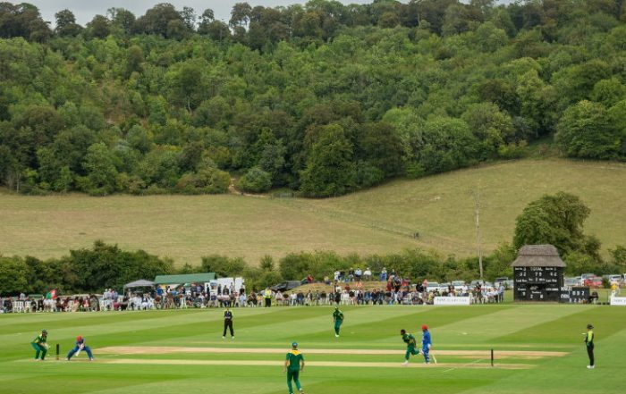 Cricket Ground in England